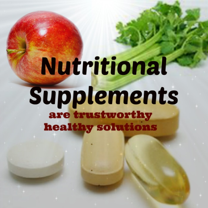 Nutritional supplements guide